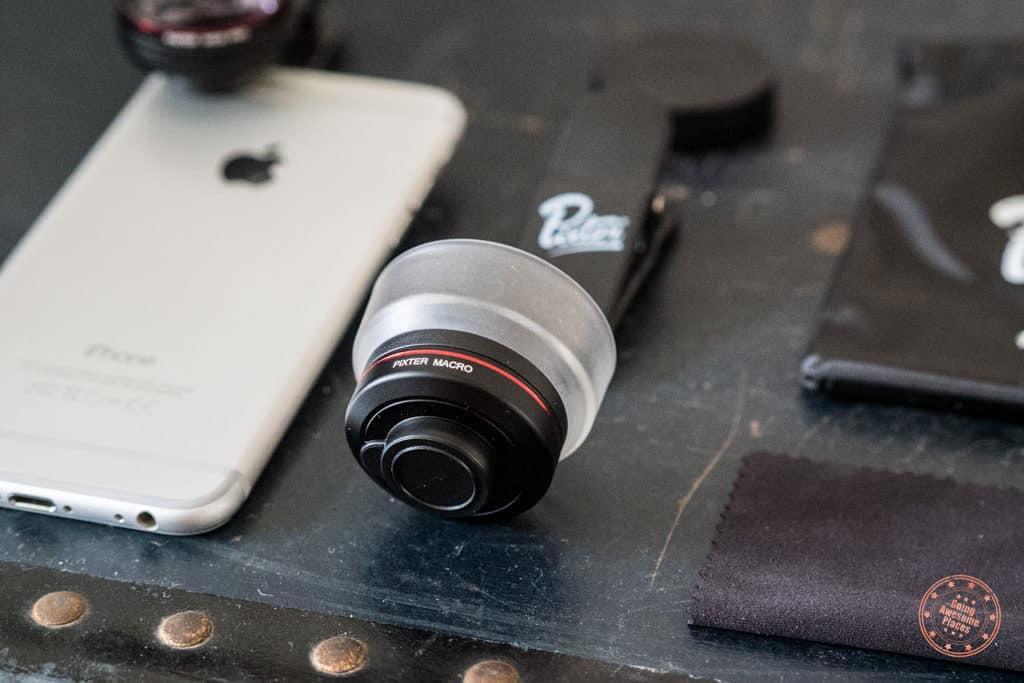 Pixter Macro Pro Lens