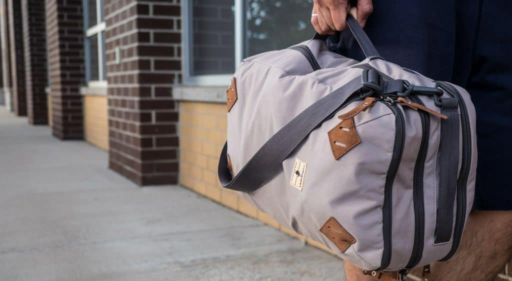 The Cotopaxi Nazca 24L Travel Pack That Transforms To Your Needs