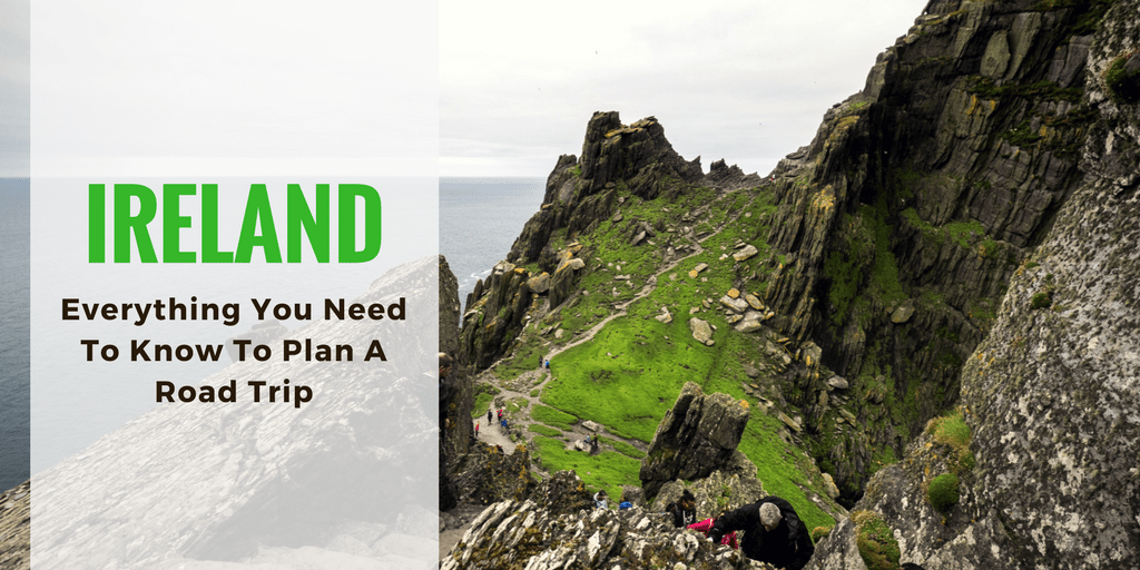how to plan a trip to england and ireland