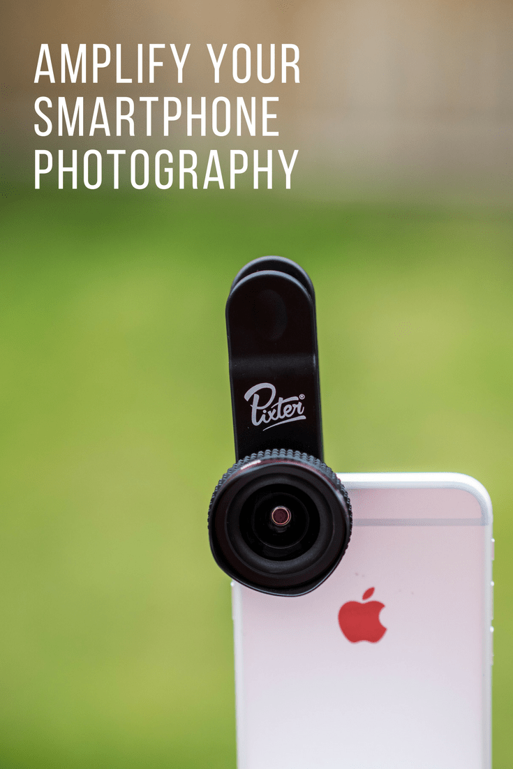 Amplify Your Smartphone Photography with Pixter Lenses
