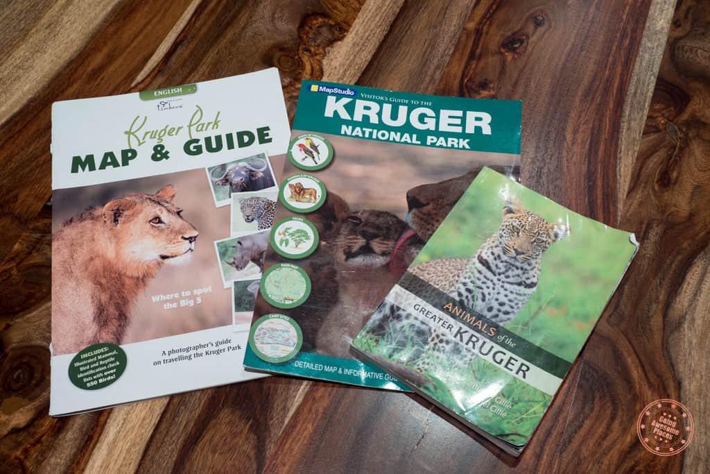 Kruger National Park Guidebooks