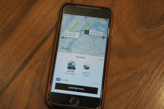 Uber Airport Hack Nearby Location Pickup