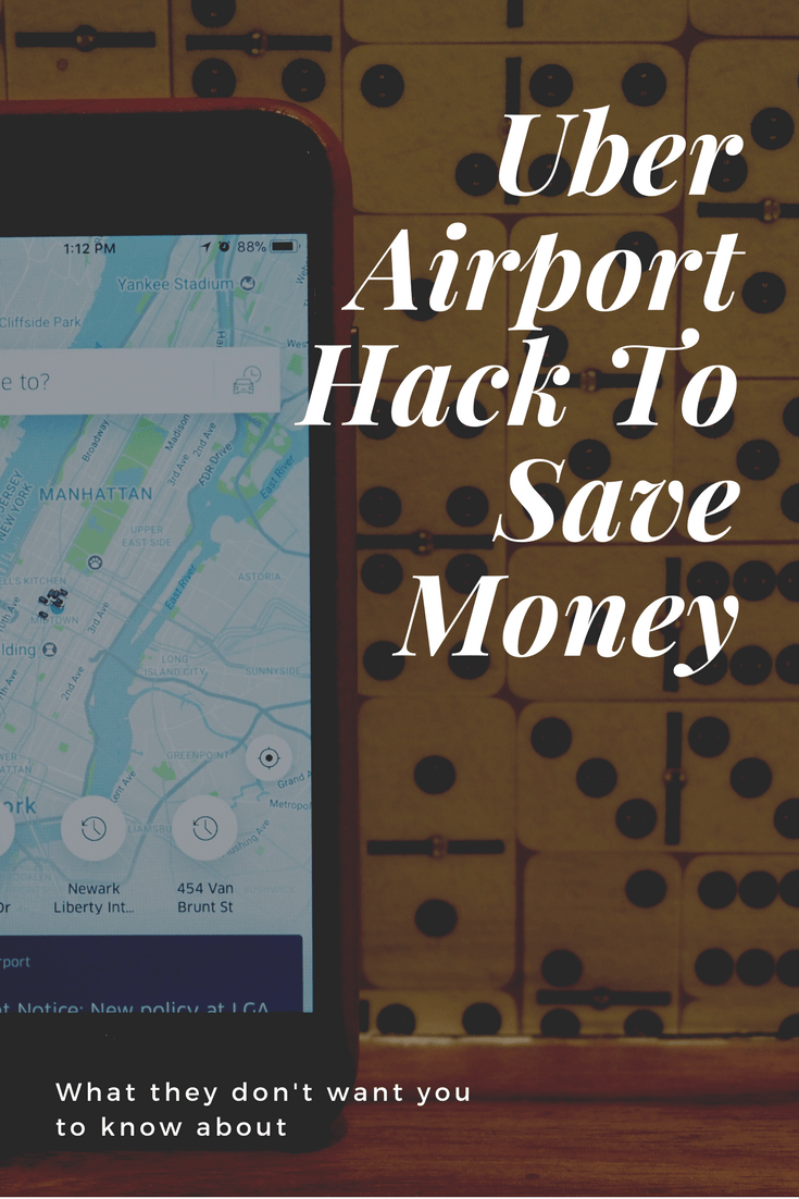 Uber Airport Fare Hack They Don\'t Want You To Know About