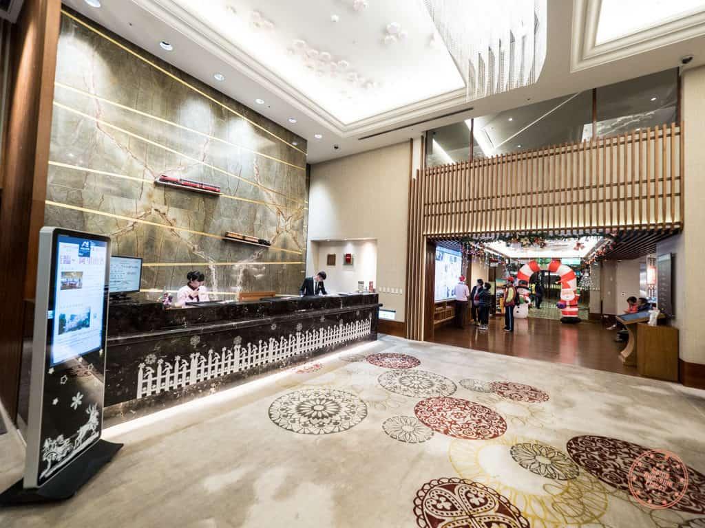 Alishan House Lobby