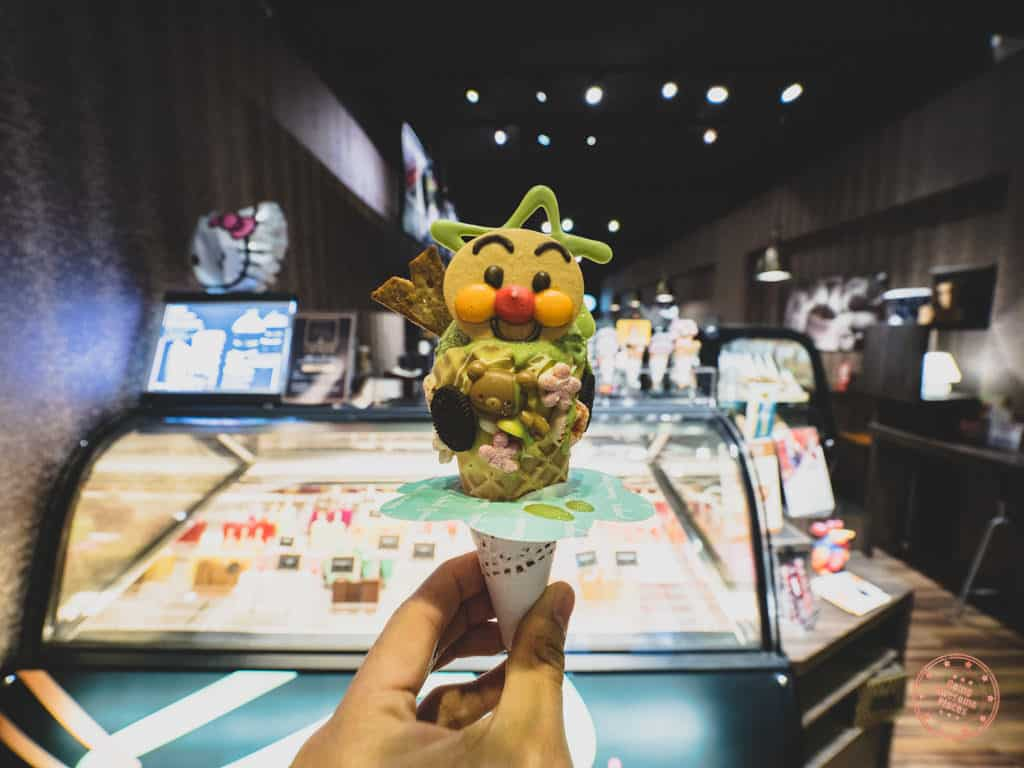 buonopops Ice Cream in Kaohsiung