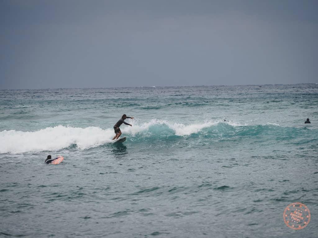 A-Fei Surfing Skills