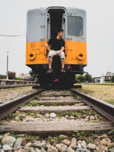 Exploring Old Taitung Train Station