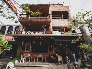 a-fei hotel hostel in kenting