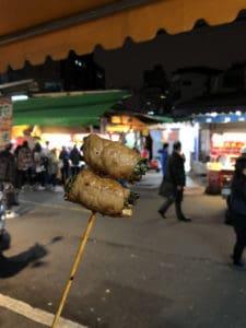 Jing Mei Night Market Skewers