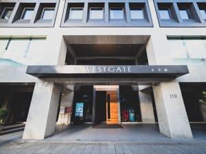 westgate hotel in taipei taiwan entrance