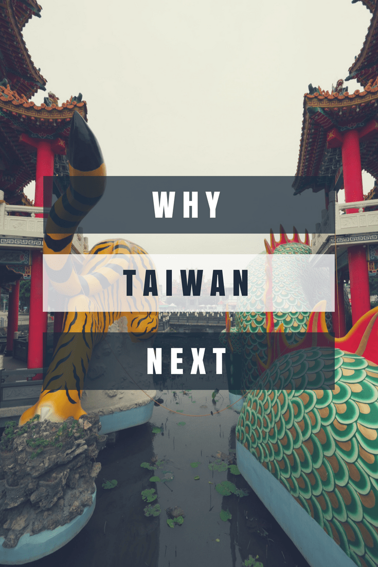 Why You Need To Travel To Taiwan Next