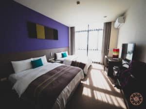 MATA Indigenous Cultural Center Hotel Room