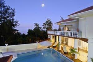 Carana Hilltop Villa in Mahe Seychelles