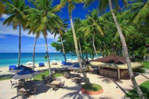 palau pacific resort beach