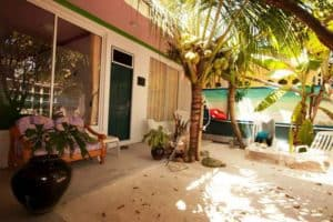 The Amazing Noovilu guesthouse in the Maldives