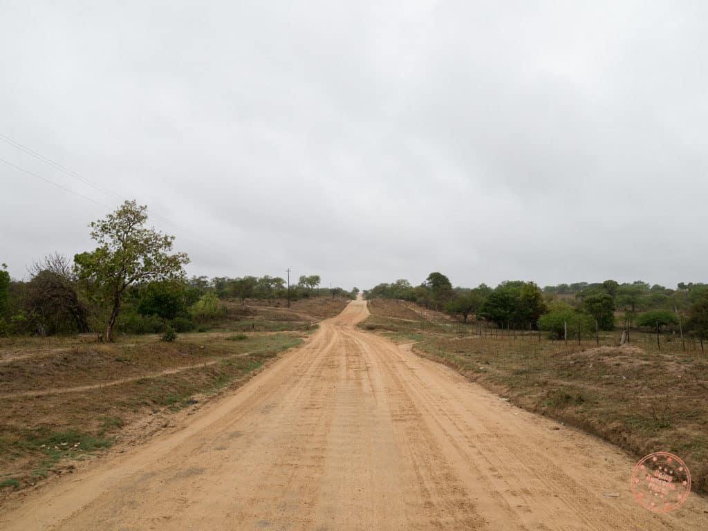 sabi sand dirt road conditions