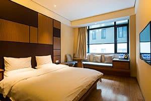 HI hotel shanghai taitong road room