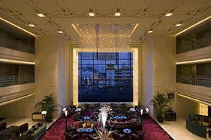 renaissance shanghai yu yuan hotel lobby
