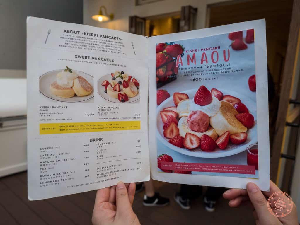 flipper's menu