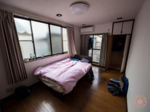 Edogawa-ku Airbnb near Mizue Station Bedroom