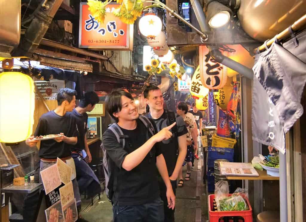magical trip tokyo food tour