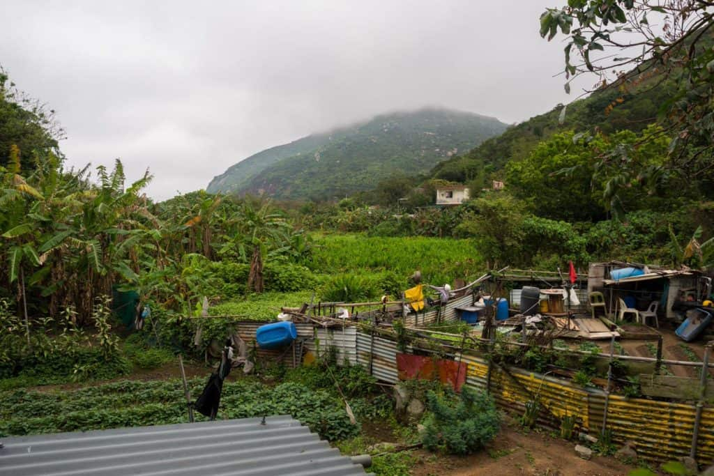 cheung chau island from hong kong old village