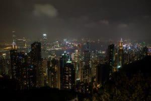 victoria peak and the incredible hong kong green outdoors
