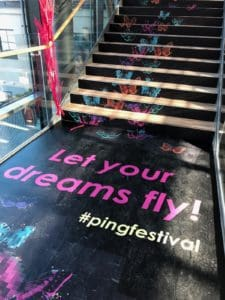 ping festival let your dreams fly