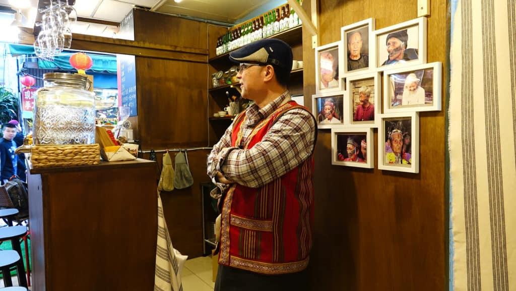 wulai coffee shop by Tobie Openshaw