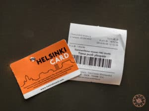 redeem soumenlinna museum ticket with helsinki card