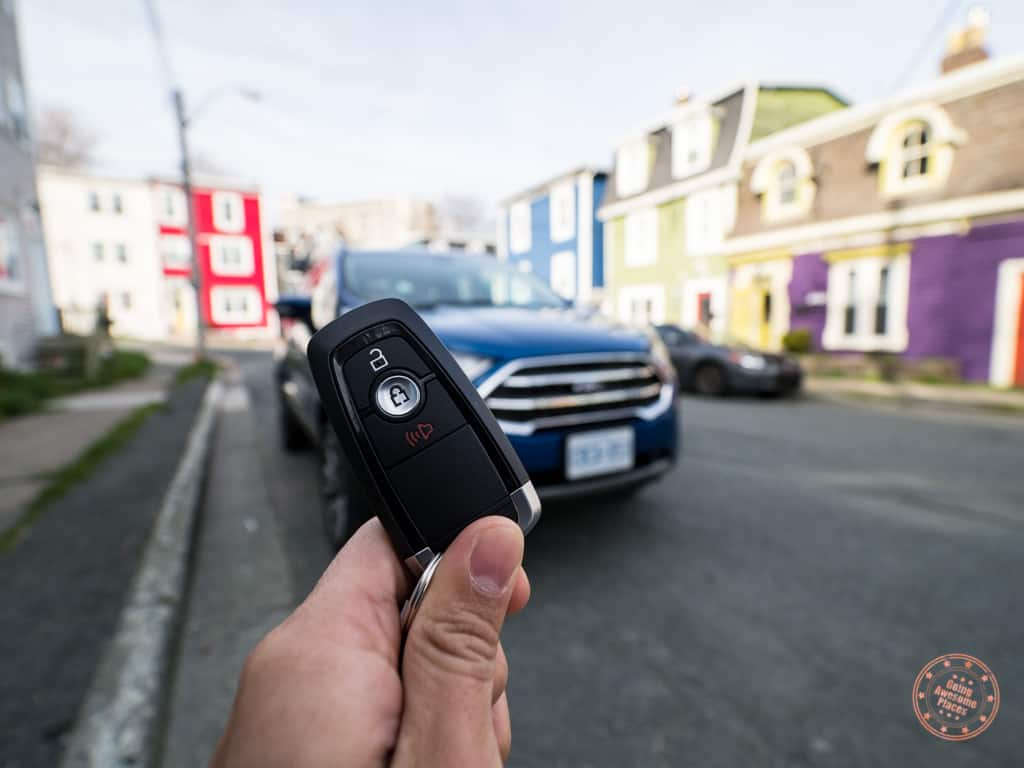 smart key for the ford ecosport on jellybean row