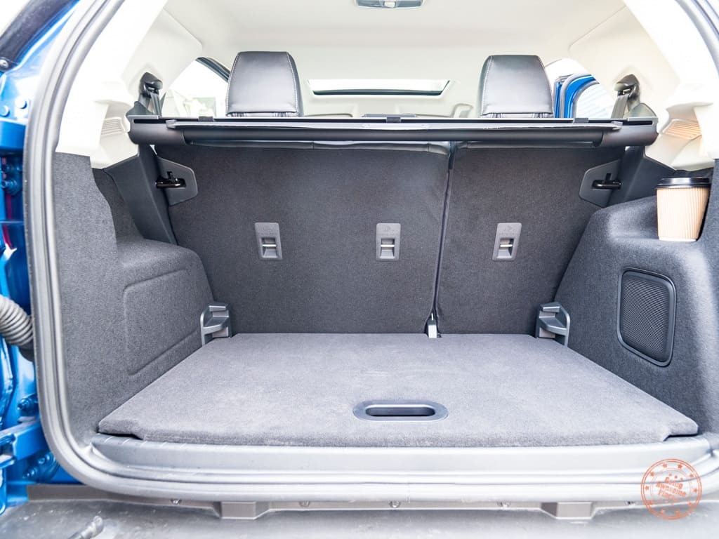 trunk of ford ecosport