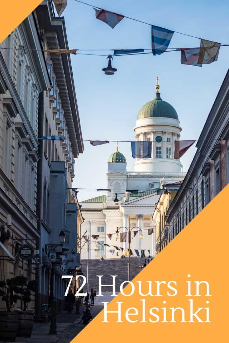 3 Day Helsinki Itinerary with the Helsinki Card