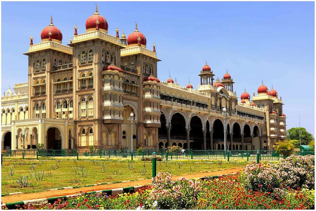 mysore india palace