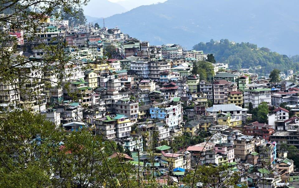 sikkim village