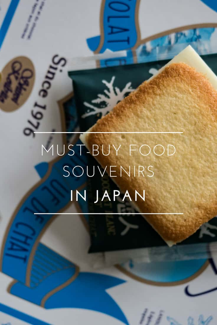 9 Tasty Snacks in Japan That Make Great Souvenirs