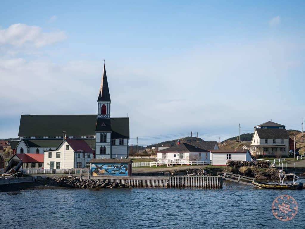 town of trinity in newfoundland