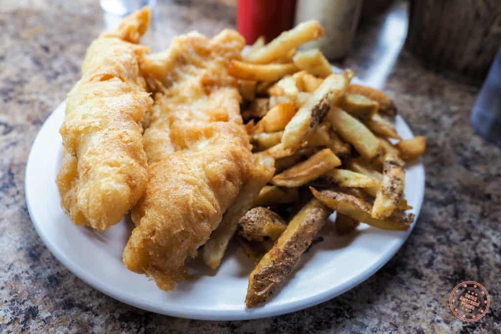 chafe's landing fish and chips