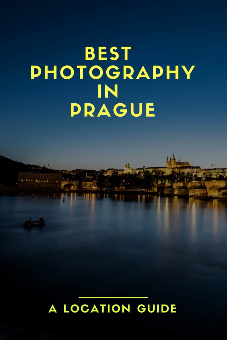Planning a trip to Czech Republic and looking for the best places to take photos in the capital of Prague? This guide shows you 8 of arguably the best locations for Prague photography - highly Instagrammable if you will. #visitcz #visitczechrepublic #prague #photography #czechrepublic
