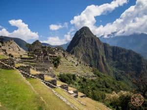 view of machu picchu after 4D3N classic inca trail trek