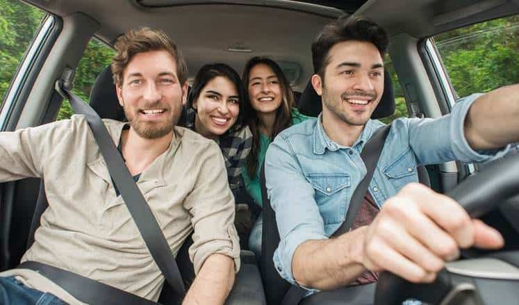 taking blablacar to save money in europe