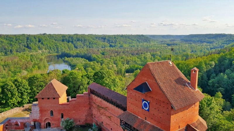 day trips from riga in latvia