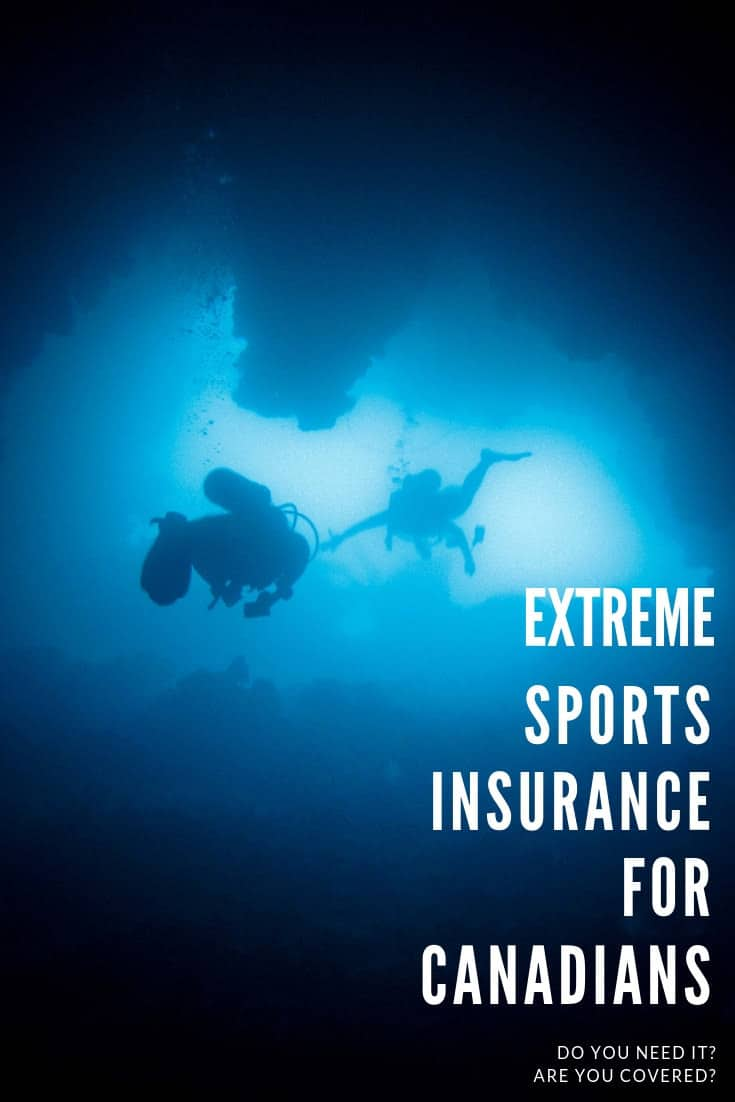 Best Canadian Travel Insurance For Extreme Sports