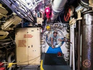 inside a soviet foxtrot class submarine