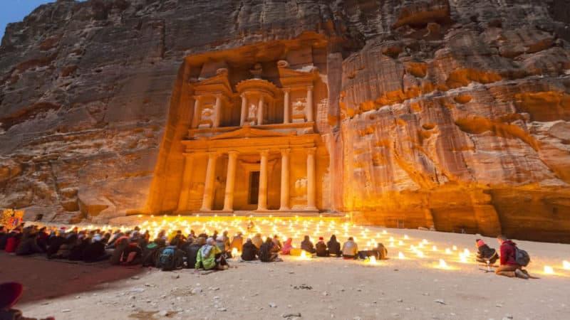 petra tours from amman in jordan