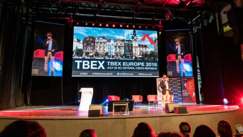 tbex ostrava experience and whether it's worth it for an experienced blogger