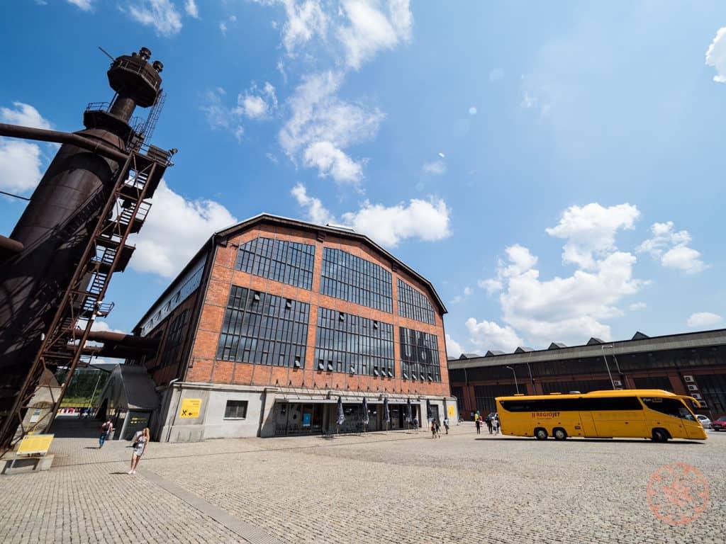 lower-vitkovice grounds for tbex ostrava u6 building