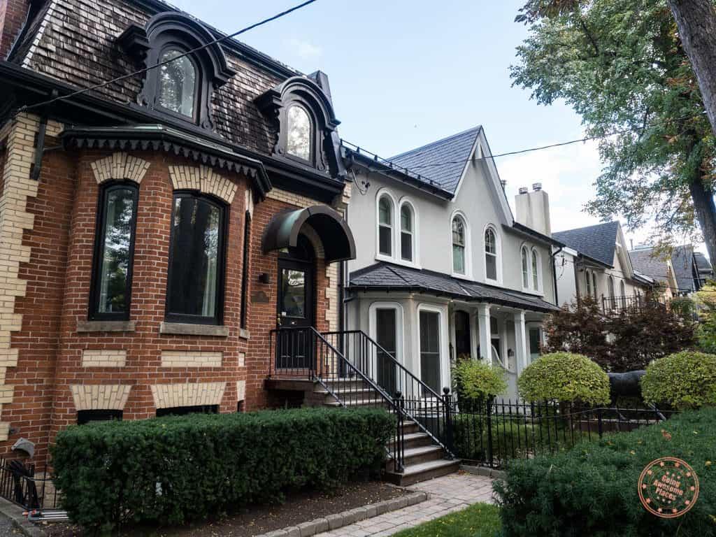 hazelton avenue yorkville houses