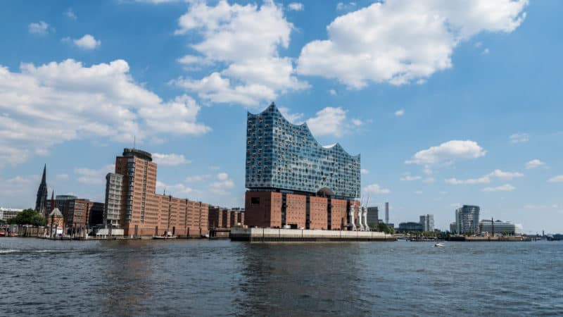 seeing the elbphilharmonie with one day in hamburg