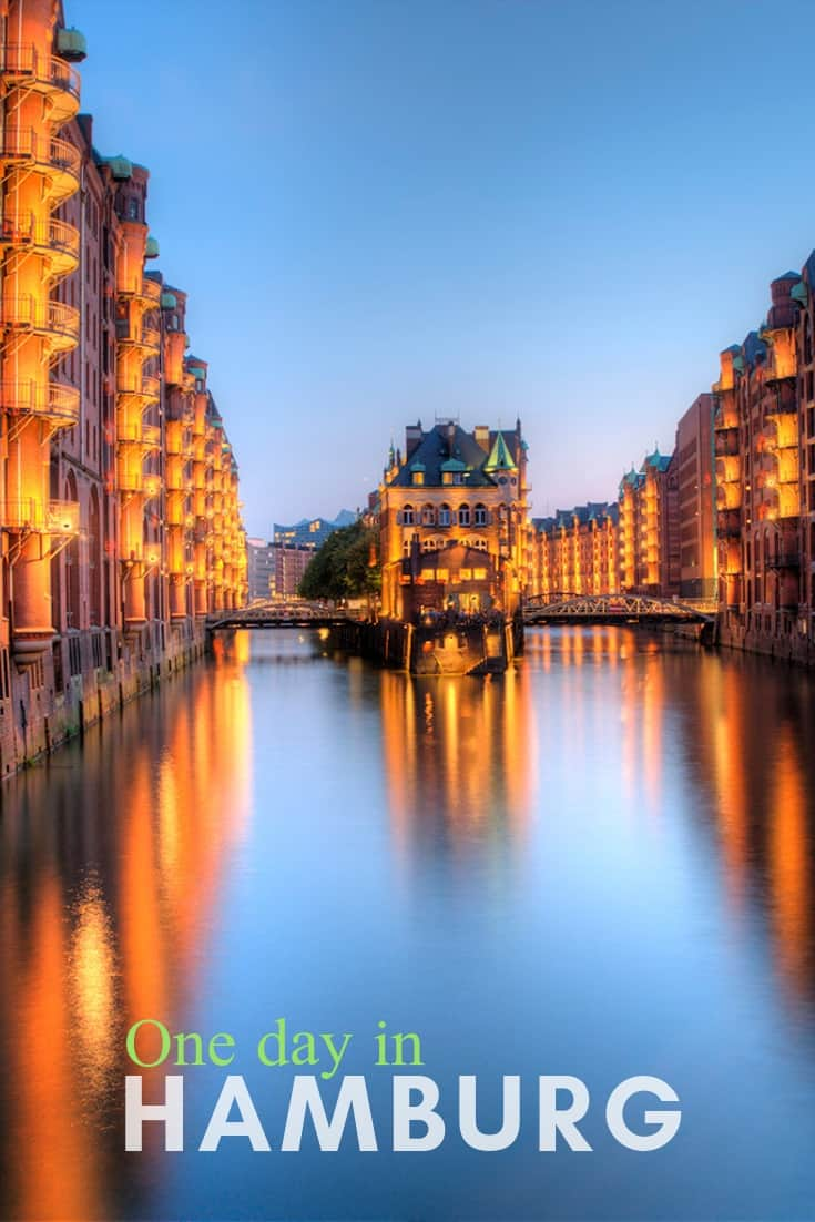 Hamburg 1 Day Itinerary - What To See, Do, And Eat